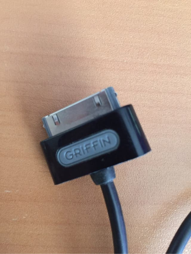CARGADOR RADIO IPHONE 4 GRIFFIN