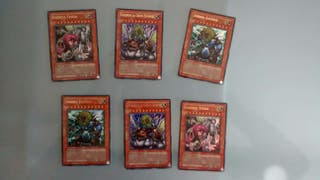 Dragon montaje + lote 100 cartas Yugioh / yugioh
