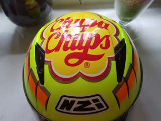 Vendo casco Nzi