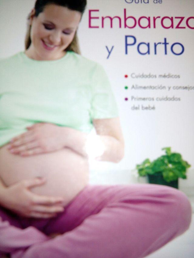Libro,embarazo,parto,primeros cuidados de segunda mano por 2 € en ...