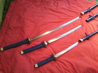 Espadas catanas