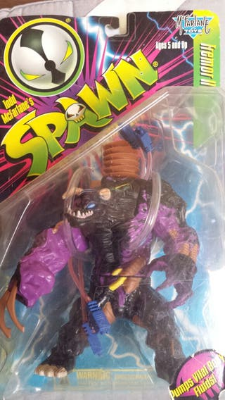 McFarlane Toys Spawn Series 5 Tremor2