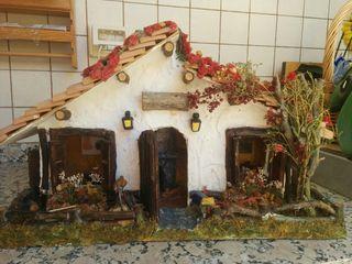 Casa artesanal comprada en Perú