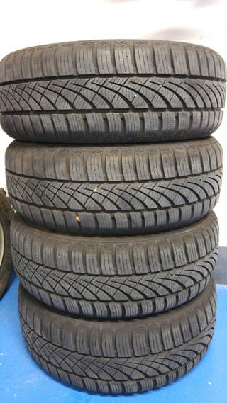 Neumaticos all season M+S 185/55r15 con llantas de