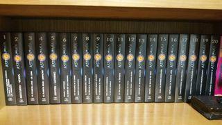 Colección videos Vhs de Astronomía