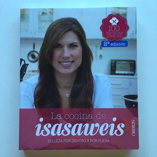 Libro recetas cocina Isasaweis
