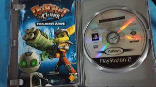 Ratchet clank PlayStation 2