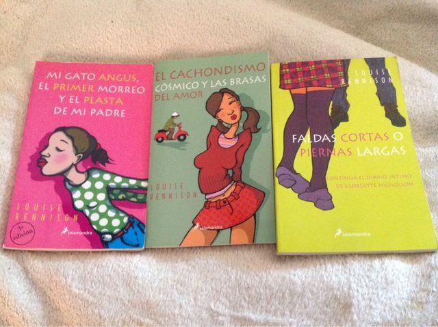 a56a8bcf6a 3 libros Louise Rennison de segunda mano por 3 € en Molino de La Hoz ...