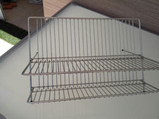 Escurreplatos plegable acero ikea nuevo de segunda mano - Fluorescentes cocina ikea ...