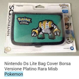 Funda ds pokemon