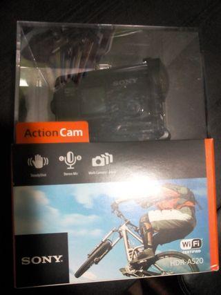 ¡¡ Urge !! Cámara Action Cam Sony HDR-AS20 B