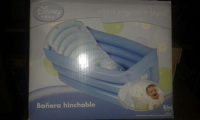 Bañera hinchable