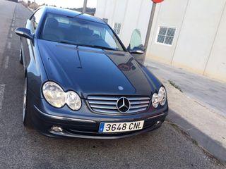 Mercedes-Benz CLK 240 Elegance