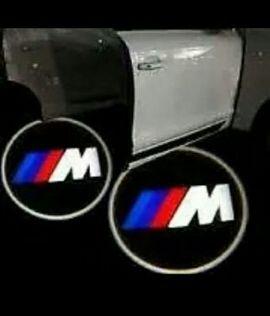 Coche logo led