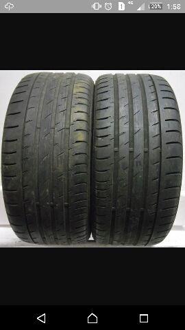 Neumáticos Continental Contisport Contact3