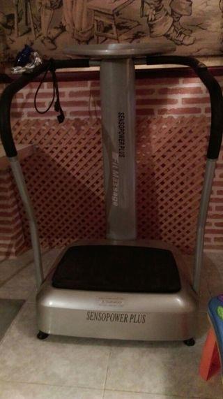 Sensopower maquina de deporte