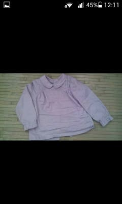 Camisa neck neck
