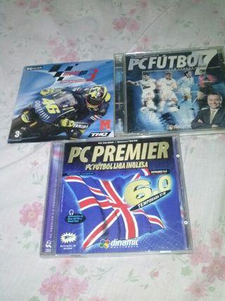 Vendo juegos de pc