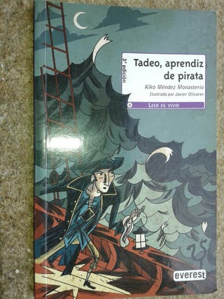 Tadeo,aprendiz de pirata