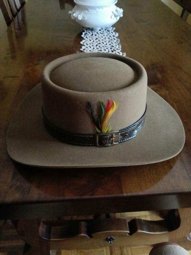 primera vista atarse en donde puedo comprar Sombrero americano Stetson talla 57. de segunda mano por 199 ...