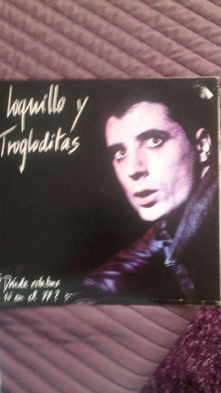 Vinilo Loquillo y los trogloditas