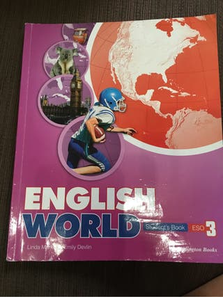 Libro de Ingles 3 ESO