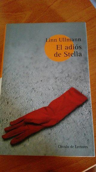 Libro: El adiós de Stella