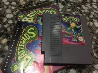 Battletoads NES PAL