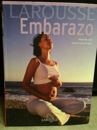 Libro Larousse embarazo