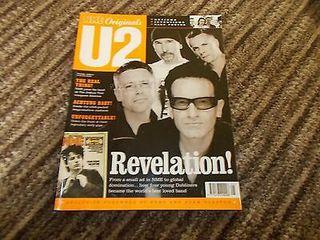 U2 Revista NME especial.
