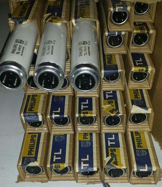Caja tubo Fluorescentes 60cm 18w-20w