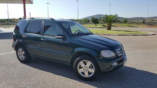 Mercedes ML270 CDI 4x4 Aut. Full Equipe