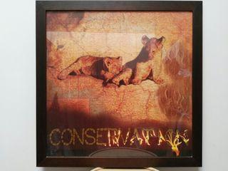 Cuadro Conservation Cachorros
