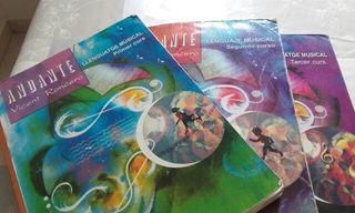 Libros de lenguage musical