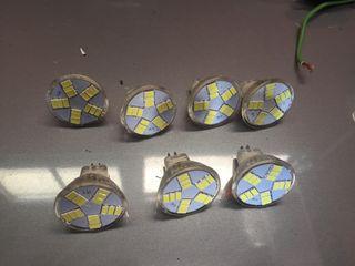 Bombillas LED GU5.3 12v 4w