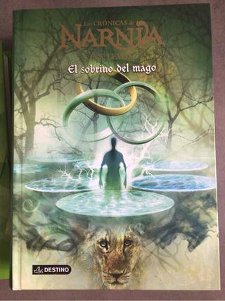 Crónicas de Narnia. el sobrino del Mago