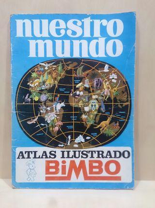 Album Cromos Bimbo 1967