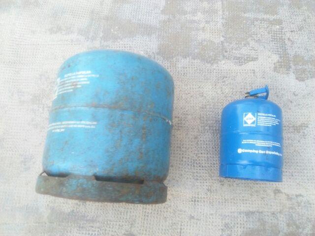 bombona azul campingaz camping gas