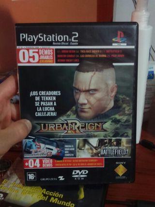 5 Demos PlayStation 2