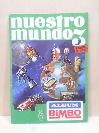 Album Cromos Bimbo 1969