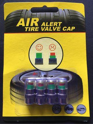 Válvula de seguridad presión coche o moto