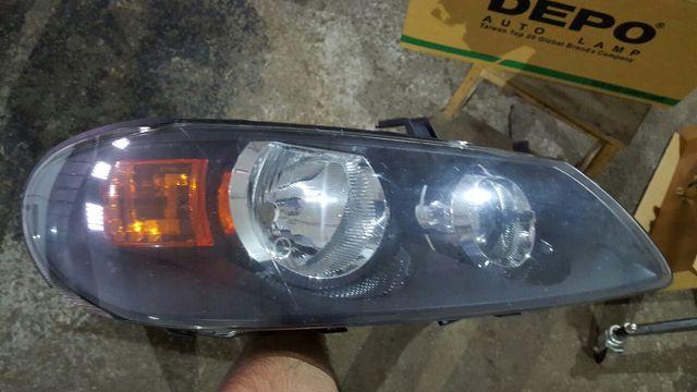 Óptica Nissan Almera N16B