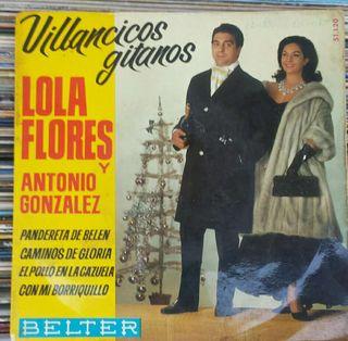 Vinilo Lola Flores