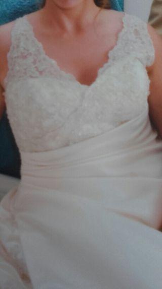 Vestido de novia T.40-42