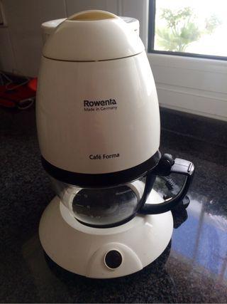 Cafetera Rowenta de filtro