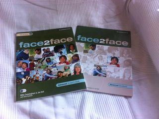 Face2face Cambridge C1 Student's Book+workbook