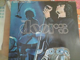 The Doors, absolutely live, 2LP