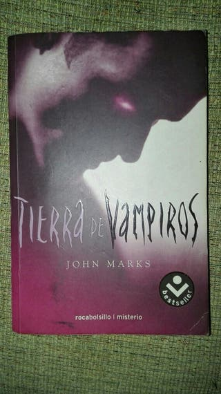 """Tierra de vampiros"" de John Marks"