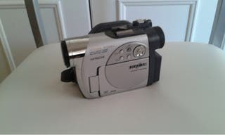 Videocámara digital Hitachi Mv780e