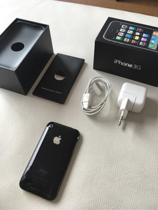 Iphone 3g 8gb y cables originales